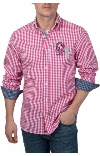 van Santen & van Santen van Santen ® Overhemd Polomasters
