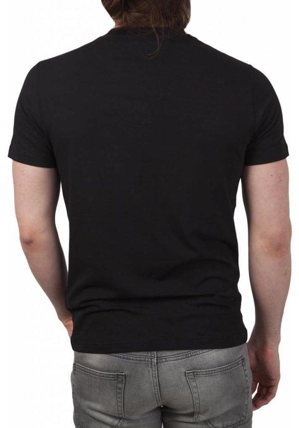 ® T-Shirt Logo Zwart