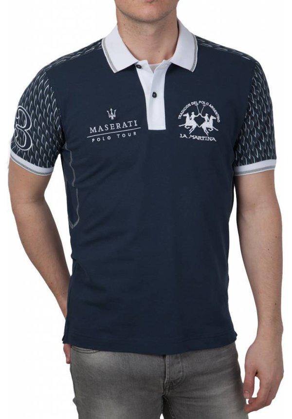 ® Poloshirt Maserati