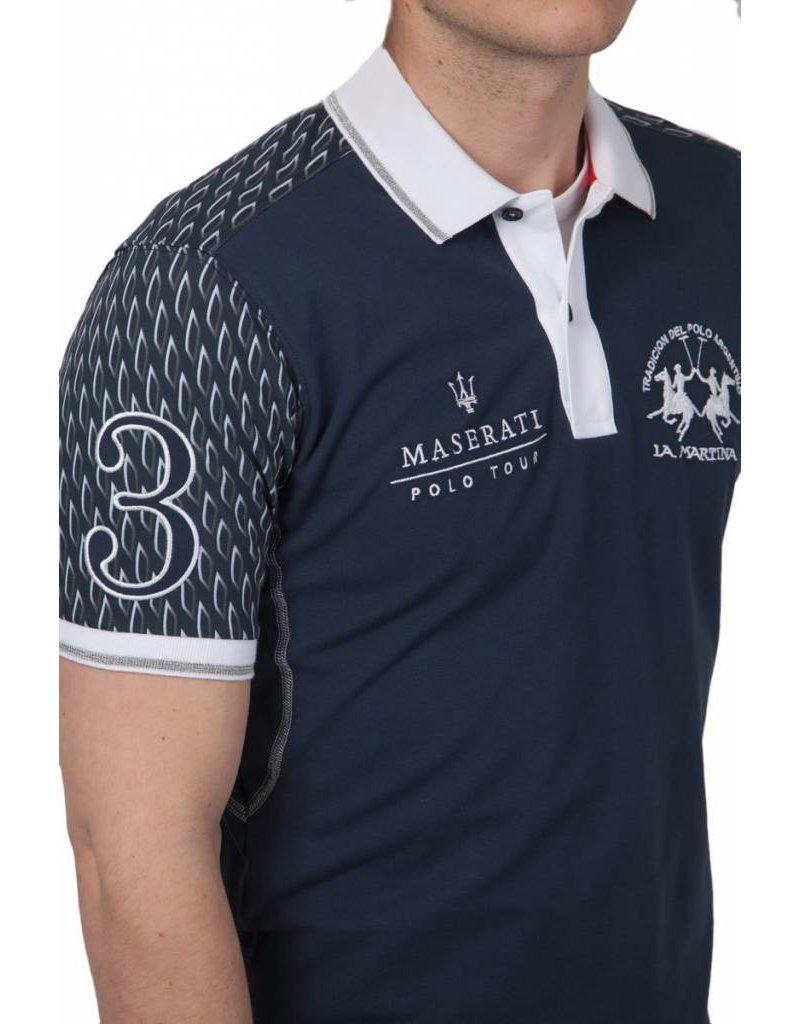 La Martina ® Poloshirt Maserati