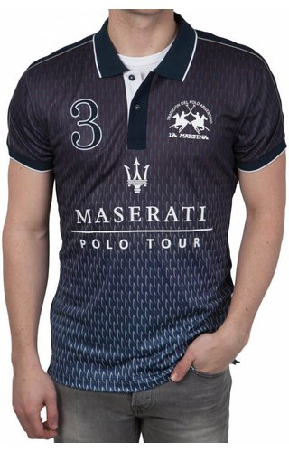 La Martina La Martina ® Poloshirt Maserati