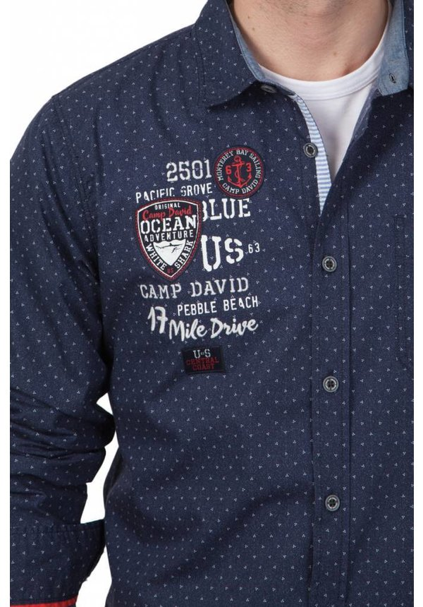 ® Shirt Pacific Grove
