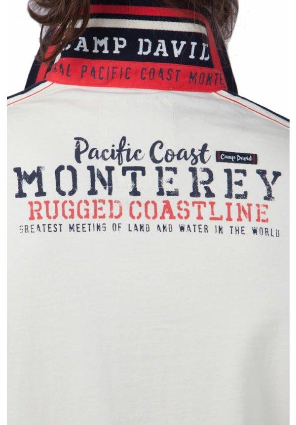 ® Poloshirt Monterey, Ivory