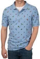 Colours & Sons ® Poloshirt Parrot