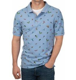 Colours & Sons Colors & Sons ® Poloshirt Parrot