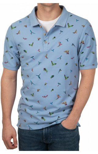 Colours & Sons Colors & Sons ® Poloshirt Parrot