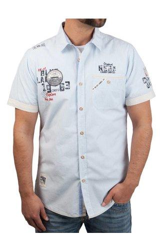 Camp David Camp David ® Shirt Blue 1963