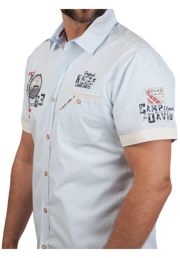 ® Shirt Blue 1963