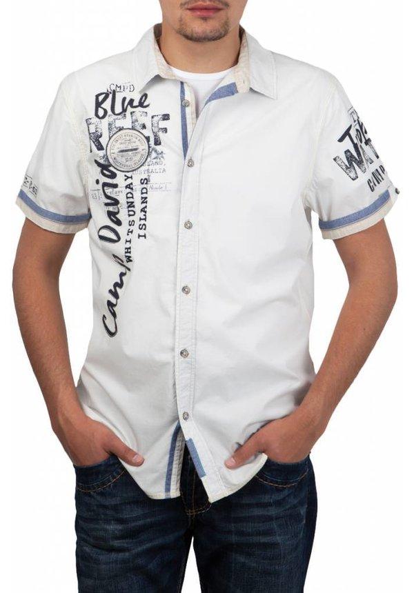 ® Shirt Blue Reef