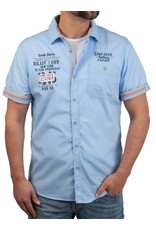 Camp David ® Shirt Blue Line