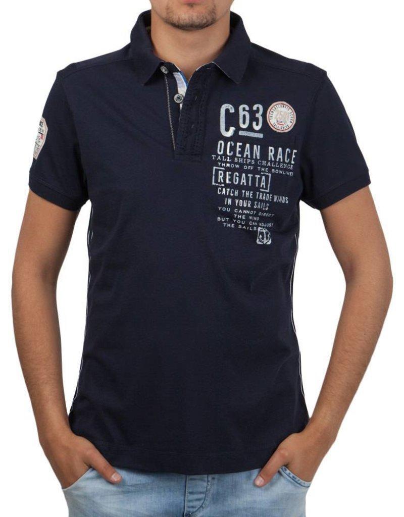 Camp David ® Poloshirt Ocean Race