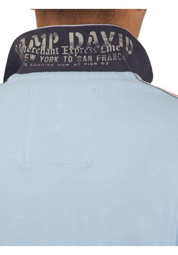 ® Poloshirt Cargo Route