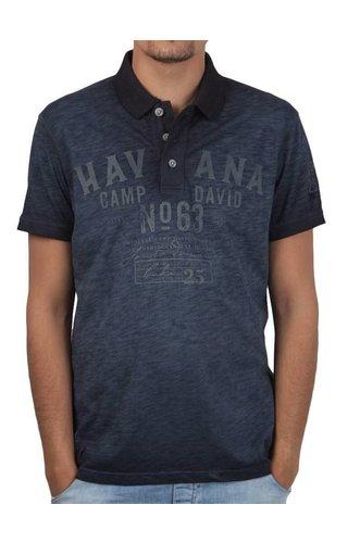 Camp David Camp David ® Poloshirt Havana