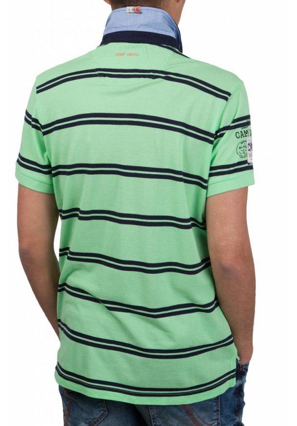 ® Poloshirt Tropical Water