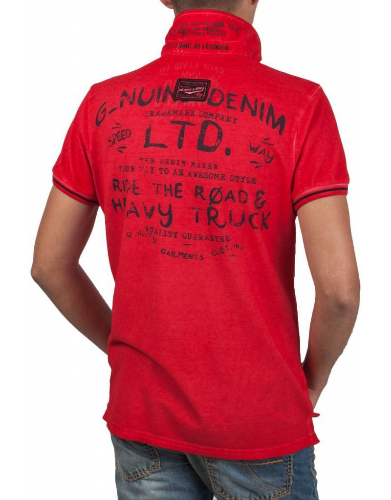Camp David ® Poloshirt Original DNM