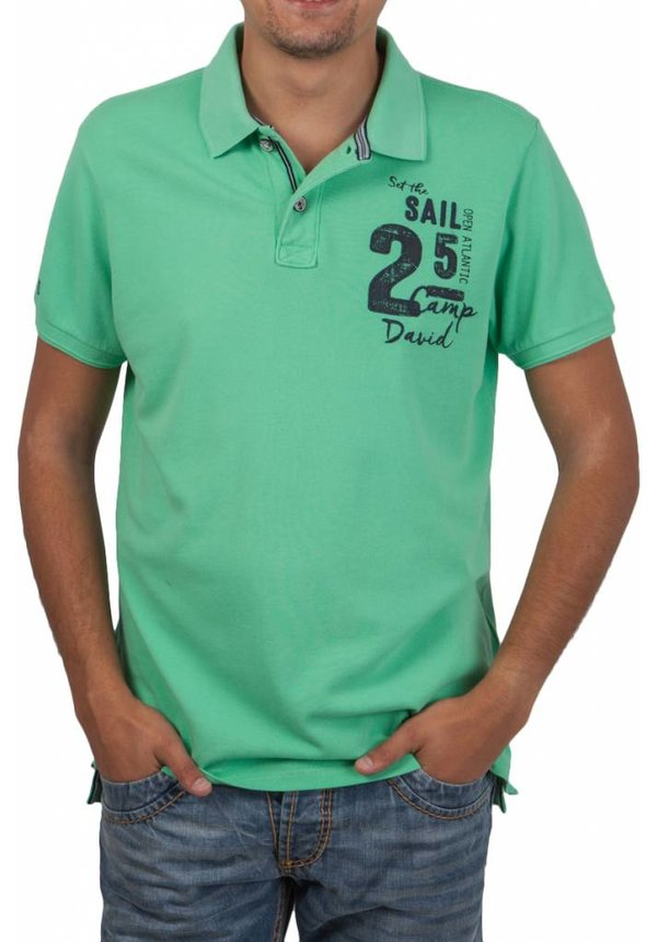 ® Poloshirt Sail Camp