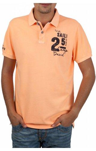 Camp David Camp David ® Poloshirt Sail Camp
