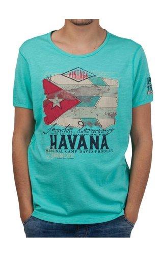 Camp David Camp David ® T-shirt Havana