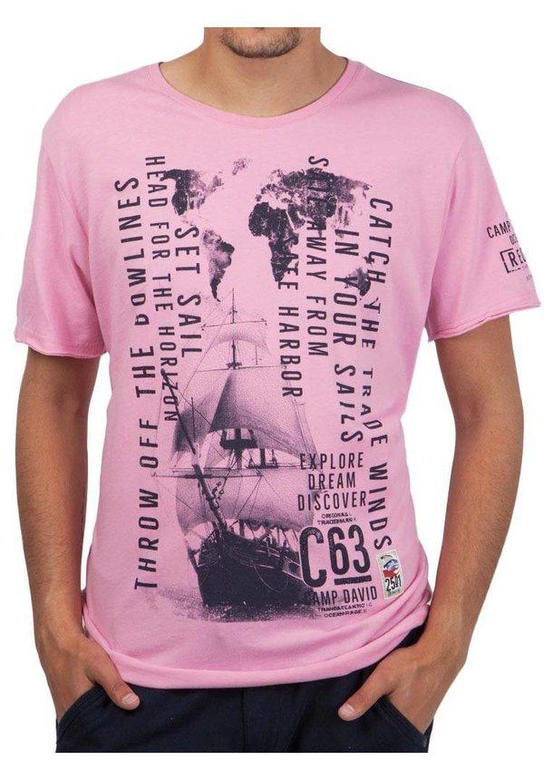 ® T-Shirt Blue 63