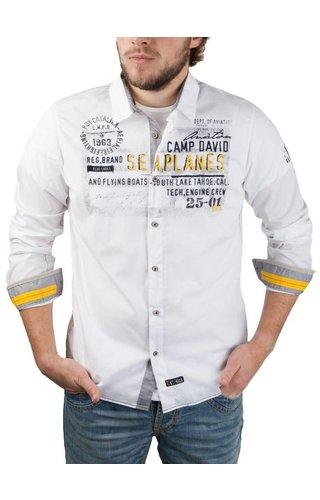 Camp David Camp David ® Shirt Seaplanes