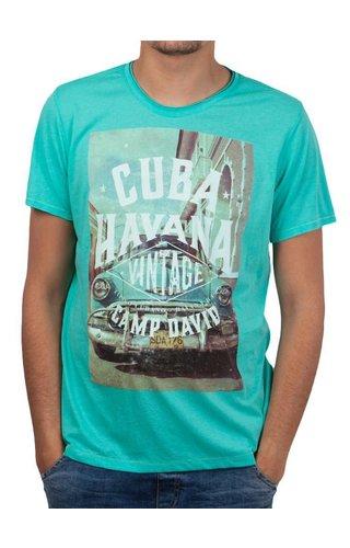 Camp David Camp David ® T-Shirt Cuba