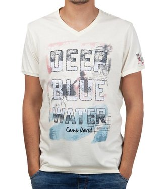 Camp David Camp David ® T-Shirt Deep Sea