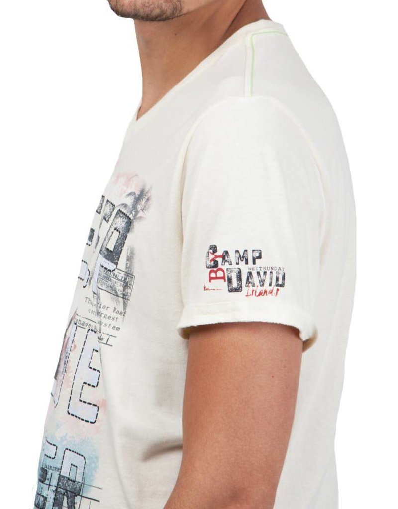 Camp David ® T-Shirt Deep Sea