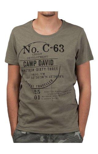 Camp David Camp David ® T-Shirt No. C-63
