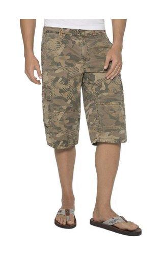 Camp David Camp David ® Camouflage Cargo Short