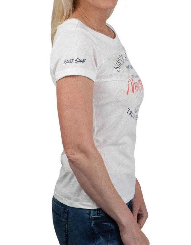 Soccx  ® T-Shirt Viva Mexico