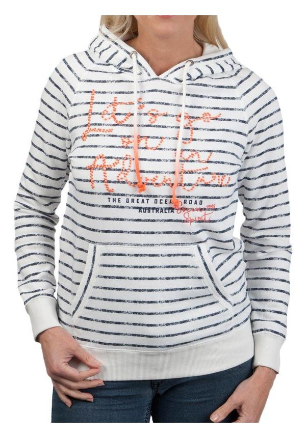 ® Sweatshirt Capuchon Met Artwork