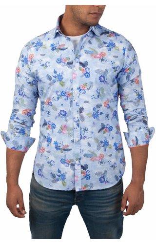 NZA - New Zealand Auckland NZA New Zealand Auckland ® Overhemd Mangahia