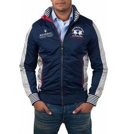 La Martina La Martina ® Maserati Jacket Donkerblauw