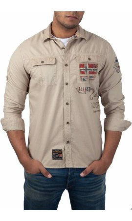Napapijri Napapijri ® shirt met lange mouwen Gyani