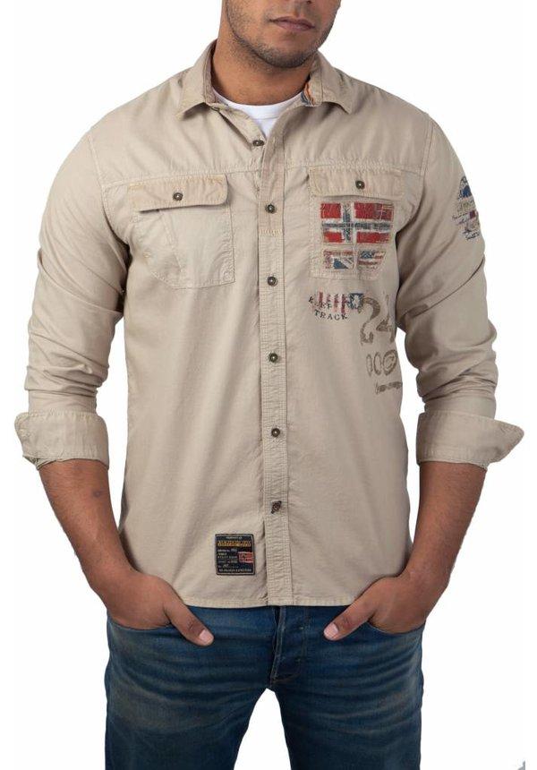 ® Shirt met lange mouwen Gyani