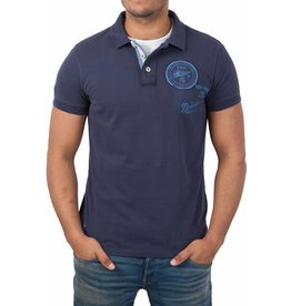Camp David Camp David ® Poloshirt Denim