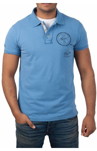 Camp David Camp David ® Poloshirt Denim