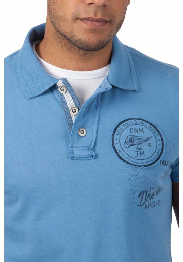 ® Poloshirt Original Denim