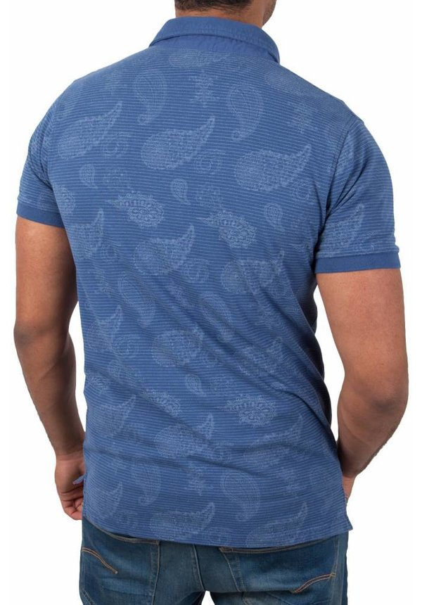 ® Poloshirt Paisley