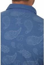 NZA - New Zealand Auckland ® Poloshirt Paisley