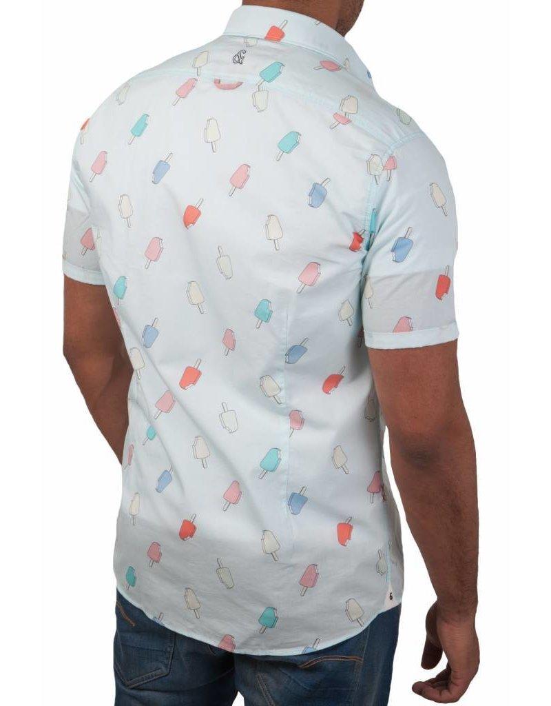 Colours & Sons ® Overhemd Ice-Cream