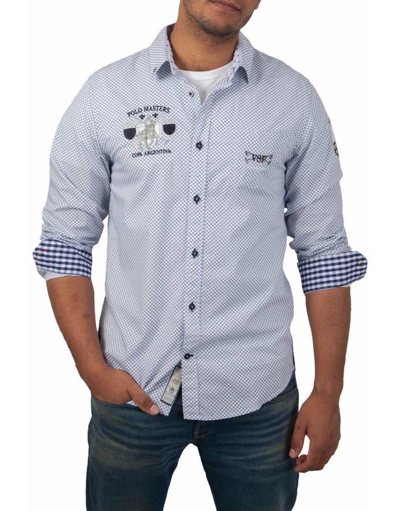 van Santen & van Santen ® Overhemd Copa Argentina VSP