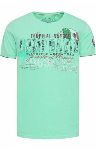 Camp David Camp David ® T-Shirt Tropical Nature