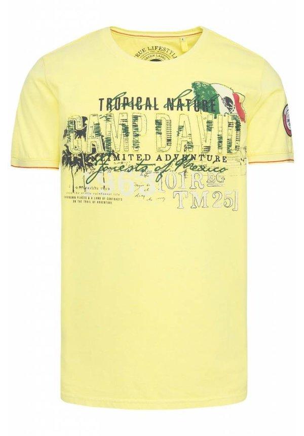 ® T-Shirt Tropical Nature
