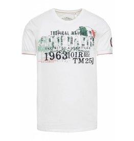 Camp David Camp David ® T-Shirt Tropical Nature