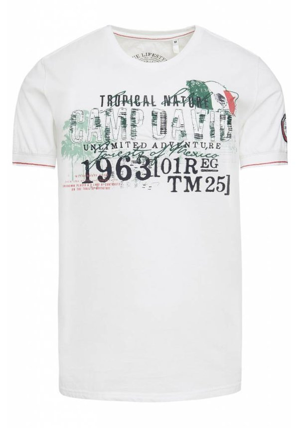 ® T-Shirt Tropical Nature