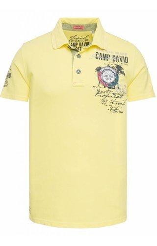 Camp David Camp David ® Poloshirt Green Label