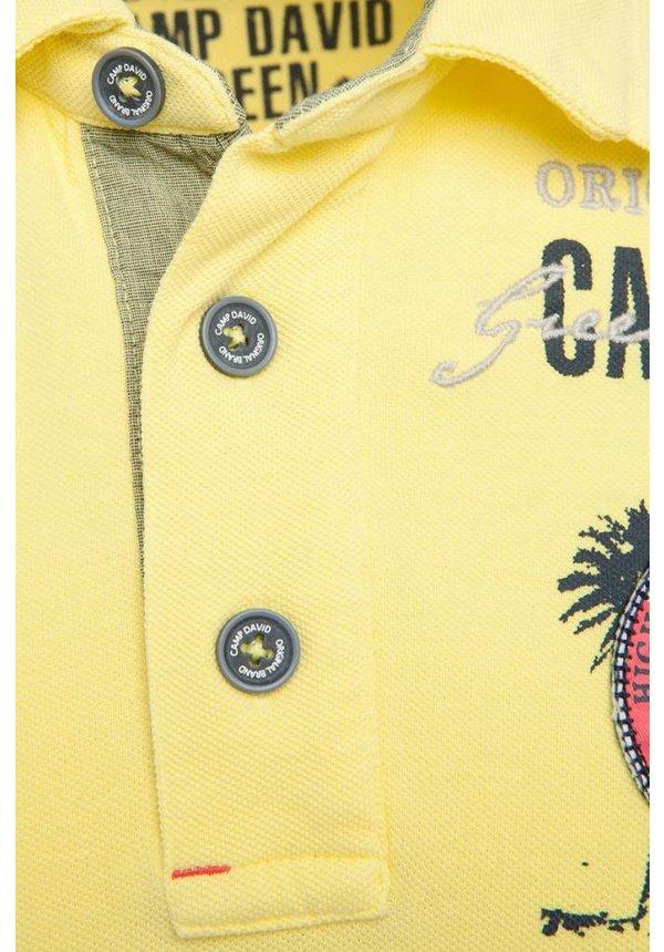 ® Poloshirt Green Label