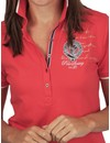 Women Poloshirt Society