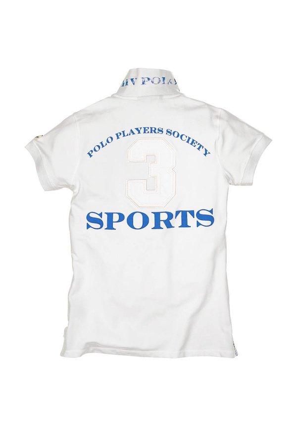 Women Poloshirt Logo